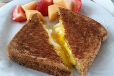 Grilled Egg Toast