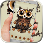 Owl coffee bean