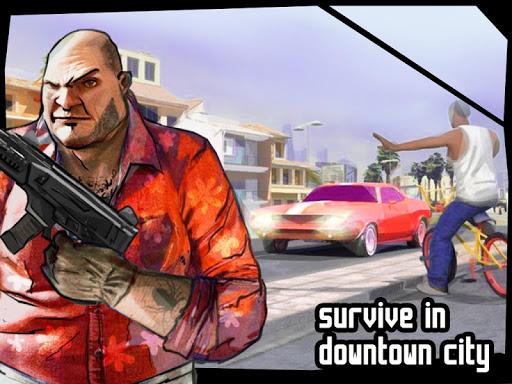 Grand Crime City Mafia: Gangster Auto Theft Town 2.5 screenshots 6