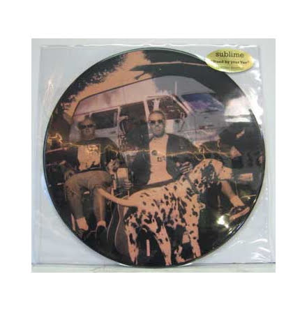 LP - Sublime - Stand By Your Van (Picture Disc)