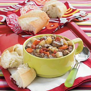 Burgandy Beef Stew