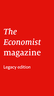 The Economist (Legacy) Screenshot