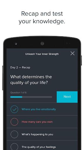 Breakthrough with Tony Robbins screenshot 2