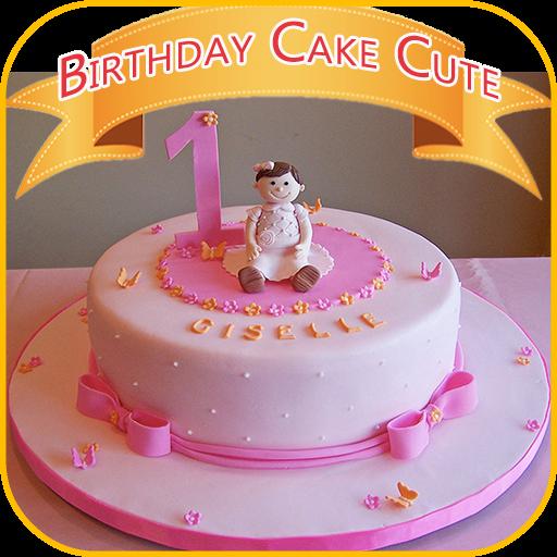 Birthday Cake Cute