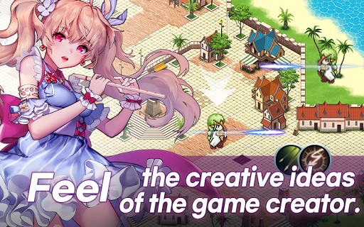 Nekoland: 2D RPG games created by users android2mod screenshots 2