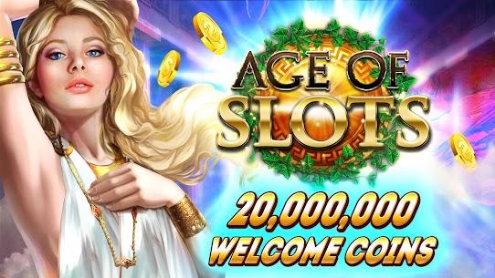 Age of Slots Best New Hit Mod Apk (Unlimited Bonus Wheel Spin) 1