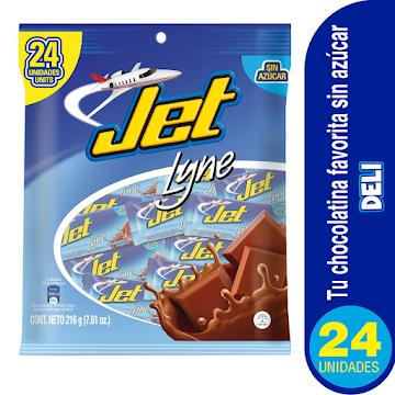 Chocolatina JET Lyne con