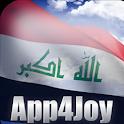 Iraq Flag Live Wallpaper icon