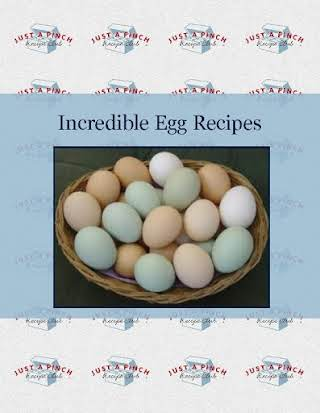 Incredible Egg Recipes