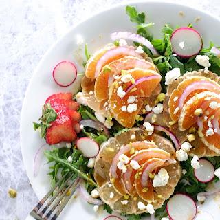 Summer Citrus Salad (GF, Refined Sugar-Free)