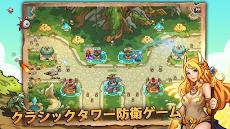 Empire Warriors TD: タワーディフェンスゲームのおすすめ画像1