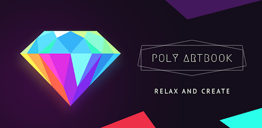 Poly Artbook - puzzle game for PC