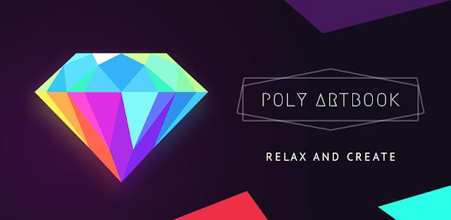 Poly Artbook - jogo de quebra-cabeça