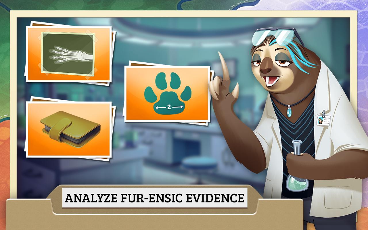 Zootopia Crime Files screenshot #16