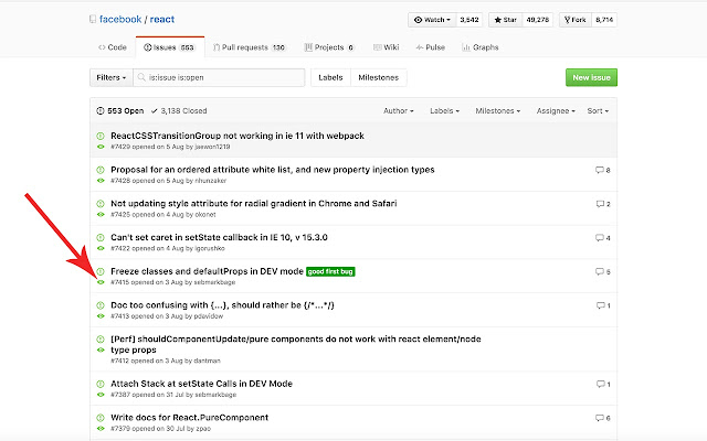 GitHub Issue Preview