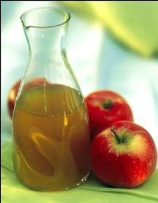 خل التفاح والعلاجات الصحية Le Vinaigre De Cidre