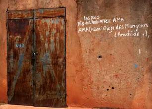Photo: l'association de parenté à plaisanterie,  Bobo Dioulasso, Burkina Faso