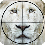 White Wild Lion Hunter - Hunting 2017 Icon
