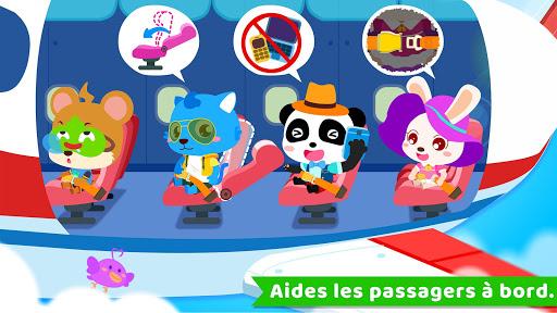 L'au00e9roport Baby Panda  captures d'u00e9cran 9