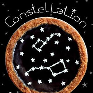Constellation Cheesecake Tarts