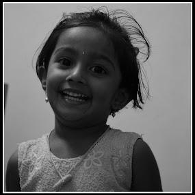 Child Smile by Vinay Ad - Babies & Children Child Portraits