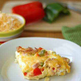 Crockpot Denver Omelette Casserole.