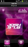Screenshot of Josh FM