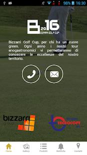 Bizzarri Golf Cup screenshot 1