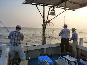 Photo: ・・・釣果写真アップするの忘れてました。 9/29~30の夜釣りの釣果です!