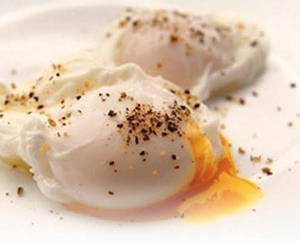 Poached Eggs Ll Recipe