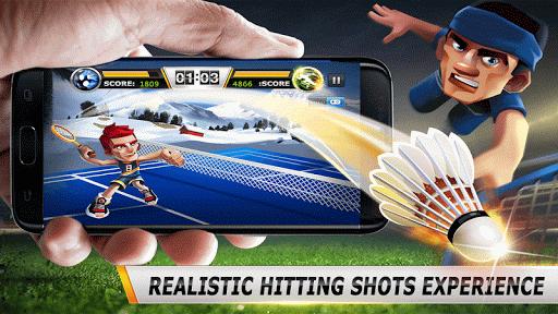 Badminton 3D  screenshots 3