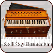 Real Play Harmonium - amazing indian music pro