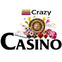 Crazy Casino | Poker, Dice, Blackjack, Slots More! icon