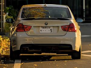 3シリーズ セダン  E90 325i Mスポーツのカスタム事例画像 BMWヒロD28さんの2020年11月23日13:12の投稿