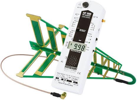 Microwave meter HF58B