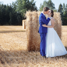 Wedding photographer Dina Ustinenko (Slafit). Photo of 15.08.2016