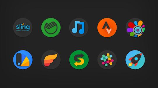 PIXELATION – Dark Pixel-inspired icons 6.8 PAID 1