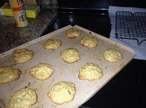 Measure and stir in chocolate chips.   If using almond extract only 1 cup of...