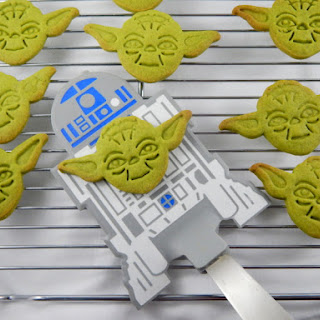Green Tea and Lemon Shortbread Cookies Recipe