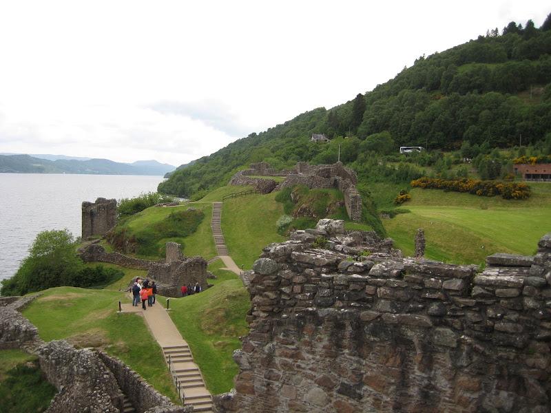 Urquhart Castle di aeglos