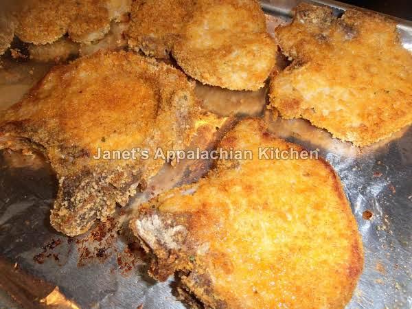 Shake N' Bake Pork Chops Recipe