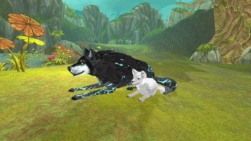 Télécharger Gratuit Wolf: The Evolution - Évolution de loups : RPG APK MOD (Astuce) screenshots 1