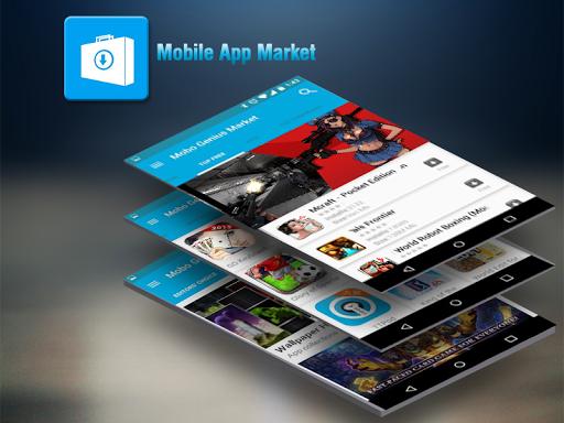 無料生产应用AppのBest Mobi Store - Free Market|記事Game