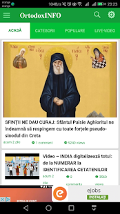 OrtodoxINFO- screenshot thumbnail