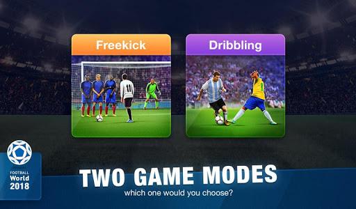 FreeKick Soccer World 2018 1.7.7 screenshots 21