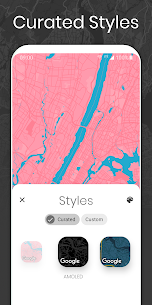 Cartogram – Live Map Wallpapers & Backgrounds (MOD, Paid) v4.5.4 3