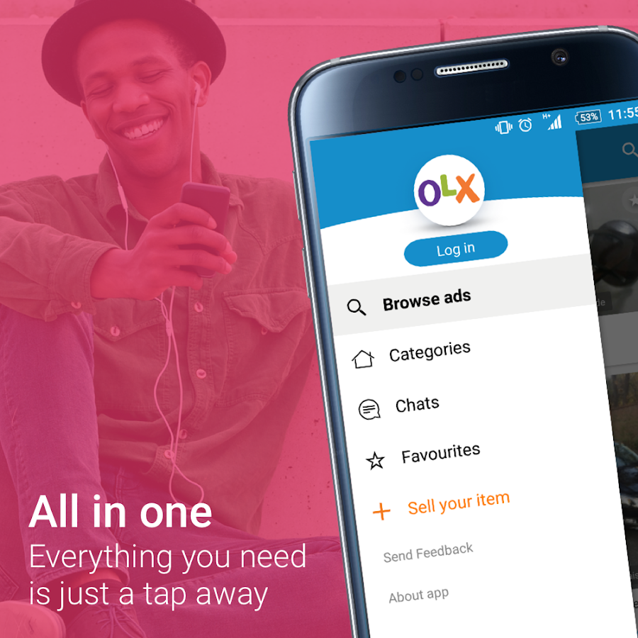 OLX South Africa: Sell and Buy- screenshot