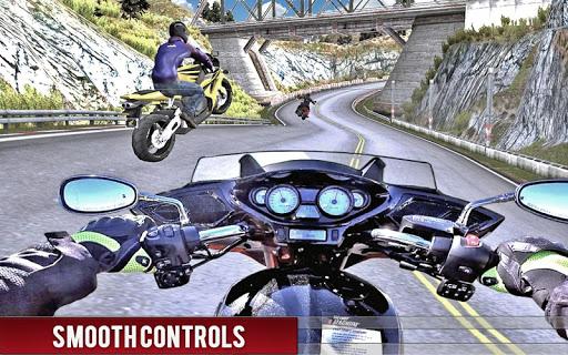 ud83cudfcdufe0fNew Top Speed Bike Racing Motor Bike Free Games  screenshots 7