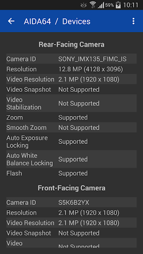 AIDA64 1.67 Apk for Android 7