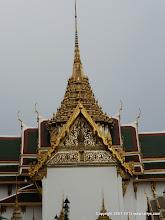 Photo: At the Grand Palace.